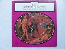 BERLIOZ Symphonie fantastique Chicago symph orch GEORG SOLTI   7148 Aristocrate