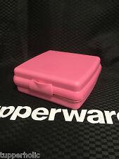 Tupperware Sandwich Keeper - Pink - BRAND NEW