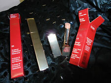CLARINS LIPSTICK & MASCARA DUO ALL NEW BOXED 04 PLUM & 123 ROUGE PRODIGE LIPSTIC