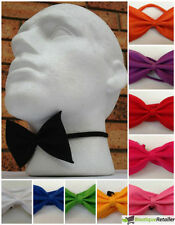 Polyester Classic Width Bow Ties for Men