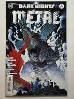 Dark Nights Metal #3 Andy Kubert Cover Variant 2017 DC Comics