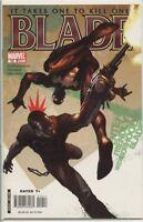 Blade 2007 series # 10 very fine comic book