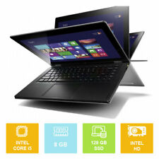 """13.3"""" Lenovo Yoga 13, Intel i5 1.80GHz, 128GB SSD, 8GB, Touch 2-in-1 Laptop"""