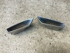 OE OEM Range Rover L405 Overfinch Exhaust Trims Tailpipes Set GENUINE