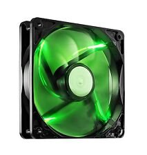COOLERMASTER SickleFlow 120mm SILENZIOSA LED VERDE CASE FAN