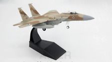 AMER 1:100 Israeli air force Boeing f-15 Eagle fighter F15 alloy finished model