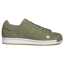 Adidas Superstar Pure Men's Athletic Sneaker Olive Green Casual Shoes