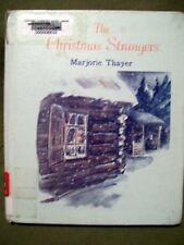 THE CHRISTMAS STRANGERS MARJORIE THAYER 1976 HARDCOVER