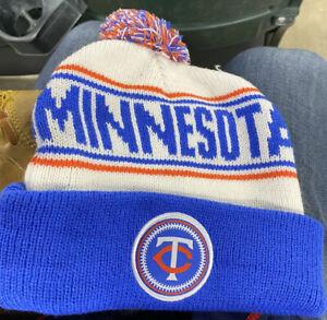 Minnesota Twins Stocking Cap Hat 2021 SGA fan Appreciation Weekend