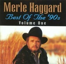 Best of the '90s, Vol. 1 by Merle Haggard (CD, Feb-2000, Curb)