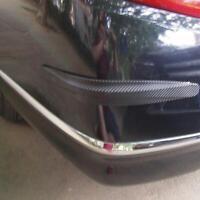 Auto Rear Mirror Bumper Protector strips Stickers Car Bumper Protector Strips