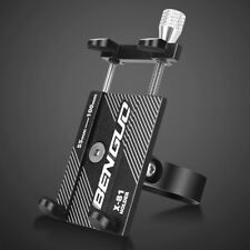 Aluminum Alloy Cell Phone Mount Holder  Adjustable  Bicycle Handlebar parts
