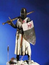 1/18 90mm Ancient Templar Knight Fantasy  Figure soldier Resin Figure