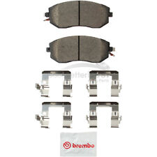 New Brembo Disc Brake Pad Set Front P78021N for Scion Subaru Toyota