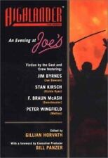 An Evening at Joe's: Fiction by the Cast & Crew of Highlander by Gillian Horvath