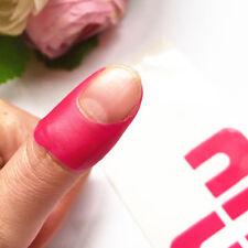 1PC Nail Art Cuticle Protective Sticker Easy for Polish Apply Randomly Colors