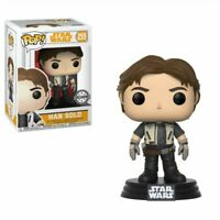 Han Solo Movie Flight Outfit Exclusive Star Wars POP! #255 Vinyl Figur Funko