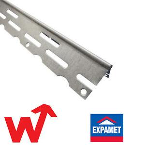 Plaster Beads Plasterbead 50x Expamet553 Bead Drywall Thin Coat Angle Bead 2.4M