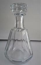 Elègante Carafe en cristal de Baccarat modèle Talleyrand - Bouchon d'origine