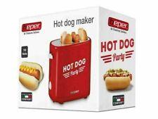 Beper 90.488 Macchina per Hot-dog Rosso (v3e)