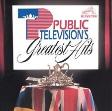 Public Television's Greatest Hits Various Artists Audio CD
