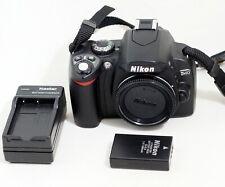 Nikon D40 DSLR Digital SLR DSLR Camera Body ONLY 7K SHUTTER COUNT