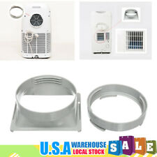 Air Conditioner Accessories Window Slide Kit Plate Window Adapter Tube Connector