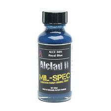 Alclad 2, Alce 608 Mil-spec Azul Real