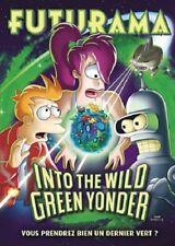 Futurama Into the Wild Green Yonder DVD NEUF SOUS BLISTER