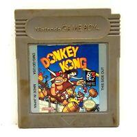 Donkey Kong (Nintendo Game Boy) GBC, GBA, GBA SP #49