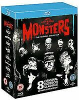 Universale Monsters - The Essenziale Film Collection(8 Film) Blu-Ray Nuovo