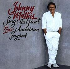 Johnny Mathis - Sings The Great New American Songbook (NEW CD)