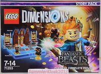 Fantastic Beasts - Story Pack - Lego Dimensions - 71253 -  Neu OVP Level