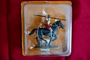 Soldat de plomb Delprado Cavalier Athénien de l'antiquité - Athenian lead rider