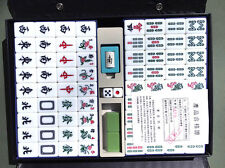 """Professional Chinese Mahjong Game Set w/ Case – """"Standard"""" New"""