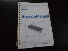 Original Service Manual  Philips 22RH752
