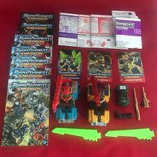 Transformers Energon Job Lot - Ironhide Megatron Strongarm Treadbolt