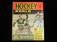 October 1972 Hockey World Magazine