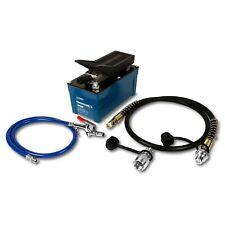 Temco Hp0000 Air Hydraulic Pump Power Pack Unit 10000 Psi 103 Cubic In Cap
