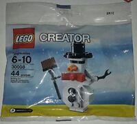 LEGO Creator Snowman Polybag Set 30008
