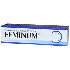 FEMINUM żel intymny 60 ml nawilzanie suchość pochwy vaginal gel lubrication
