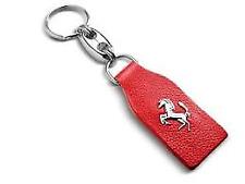 Genuine Ferrari Red Key fob Key Ring 458 488 California F430 360 70003779