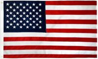 6x10 Ft American Flag USA Embroidered Nylon Stars Sewn Stripes US Large Deluxe