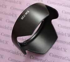 EW-73B petal Lens Hood for Canon EF-S 18-135mm f/3.5-5.6 IS, 17-85mm F/4-5.6 IS