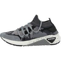 Diesel S-KB SL Schuhe Low Cut Freizeit Sneaker Turnschuhe Y01917-P2166-H7196