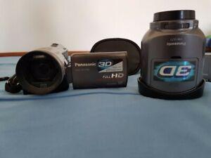 Videocamera full hd panasonic HDC-SDT750 3D