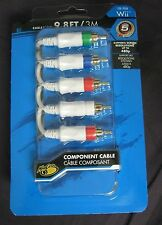 Nintendo Wii Component Cable 9.8ft/3M  madcatz