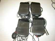 Lot of 4 Crown Akg Pcc 170Swo Surface Mount Supercardioid Boundary Microphone