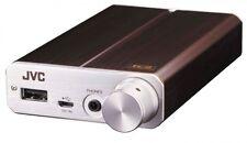 Jvc Su-Ax7 iphone Portable Headphone Amp Ems Hi-Res Audio 192kHz/24bitFrom Japan