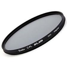 KENKO Smart Slim Circular Polarizing C-PL Polarizer CPL Camera Lens Filter 77mm